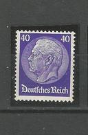 Deutsches Reich, Hindenburg. Mi.-Nr. 472** Postfrisch - Ungebraucht