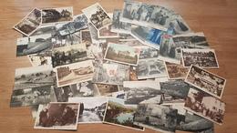 Lot De 64 Cartes Postales De CORREZE (19) - Tulle Ussel Bort Argentat Uzerche Varetz St Angel Peyrelevade Segur Etc..... - France