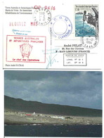 YT 187 - Carottage En Mer - Martin De Vivies - Iles Saint Paul Et Amsterdam - Terres Australes Et Antarctiques Françaises (TAAF)