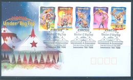 AUSTRALIA  - FDC - 15.5.2007 - CIRCUS - Yv 2713-2717  - Lot 18569 - Premiers Jours (FDC)