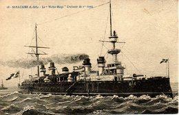 """44. Saint Nazaire. """"le Victor Hugo"""". Croiseur De 1er Rang - Saint Nazaire"""
