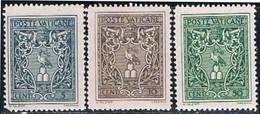 Vaticano, 1946, MLH - Vatican