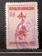 REPUBLIQUE DOMINICAINE OBLITERE - Dominicaine (République)