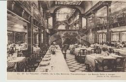 CPA  - LE PAQUEBOT PARIS DE LA CIE GÉNÉRALE TRANSATLANTIQUE - LA GRANDE SALLE A MANGER  - L. L. 23 - REMON - Paquebots