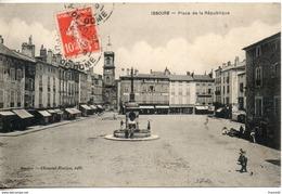 63. Issoire. Place De La République - Issoire