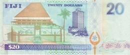 FIJI P.  99a 20 D 1996 UNC - Fidji