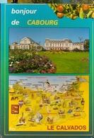 France & Circulated, Bonjour De Cabourg Et Du Calvados , Multi, Villemomble 1999 (4222) - Souvenir De...