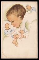 BABBY MET KLEINE ENGELTJES - Enfants