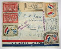 Paraguay 376-82(2)+Aéreo 110/1 - Paraguay