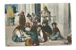 AK Skutari - Shkodra - Bettelkinder - Albanien