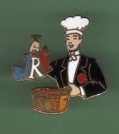JRF *** Jeunes Restaurateurs De France *** Signe Démons & Merveilles *** 0097 - Food
