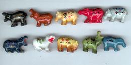 LES HIPPOS DECOS   13 - Animaux