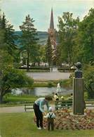 CPSM Lillehammer Park                              L2737 - Norvège