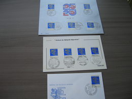 "BELG.1971 1609 FDC Echophil-FDC & Filami Card ""Verbond Der Belgische Nijverheid- Féd. Des Industries Belges"" - Erinnerungskarten"