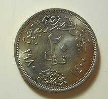 Egypt 20 Piastres - Egypte