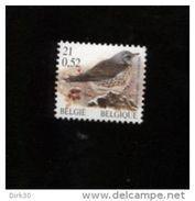 Belgie Buzin 21Fr/0.52€ 2987P8a  FLUOR RRR - 1985-.. Oiseaux (Buzin)