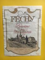 9200 - Féchy Réserve Des Sociétaires  Suisse - Etiquettes