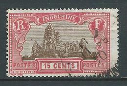 INDOCHINE 1927 . N°139 . Oblitéré . - Oblitérés
