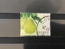 Taiwan, China - Vruchten (28) 2017 - Oblitérés