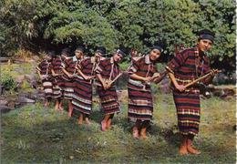 Philippines, Benguet - Festival Dance, Baranggay Folk Dance Troupe, Inutilise, Unused - Philippines