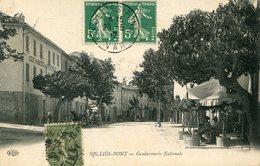 SOLLIES PONT(GENDARMERIE) - Sollies Pont