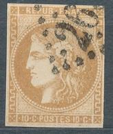 N°43  BORDEAUX VARIETE - 1870 Bordeaux Printing