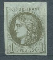 N°39  BORDEAUX NEUF S.G. - 1870 Bordeaux Printing