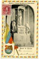 CPA 1904 - VENEZUELA - SALUDO DE CARACAS - Venezuela