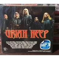 Uriah Heep: MP3 Collection 16 Albums (Online Media Rec) Rus - Rock