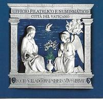 VA024 - VATICANO 2016 - LIBRETTO L25 - NATALE - NUOVO - Vatican