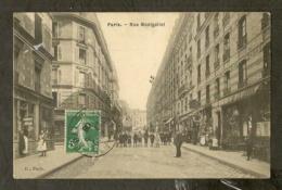 CP-Rue Montgallet - Autres
