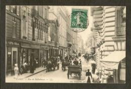 CP-Rue De Bellechasse - Autres