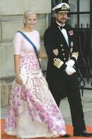 Princess Mette Marit  Norway     (  Rood 936 - Familles Royales