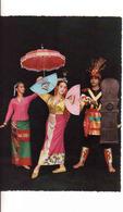 Philippines, Mindanao, Singkil - Exotic Dance, Inutilise, Unused - Philippines