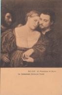 R. Pinacoteca Di Brera - La Seduzione - (Bordone Paris) - Musei