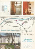 Publicité , Dépliant ,maison De Retraite , Résidence LES TILLEULS, CHATELLERAULT , Vienne,3 Scans , Frais Fr 1.55 E - Publicités