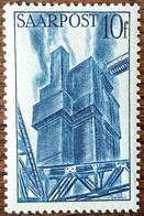 SARRE - YT N°240 - 1948 - Neuf - 1947-56 Protectorate