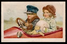 KINDEREN IN AUTO - Enfants