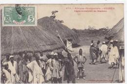 Afrique Occidentale - Guinée - Caravansérail De Mamou - Guinée