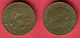 200 LIRE   (KM  108)  TB+ 2 - Commémoratives