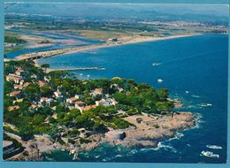 """SAINT-AYGULF - Vue Panoramique Aérienne  - Au Premier Plan, """"La Pointe"""" - Saint-Aygulf"""