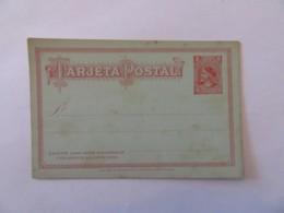 "Chili - Entier Postal Non-circulé ""Tarjeta Postal Chile"" 2 Centavos - Vers 1900 - Chili"