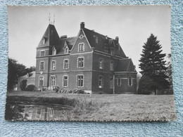Cpa Genappe Chateau Loupoigne - Genappe