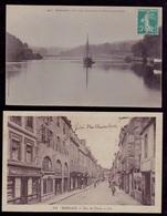 7 Cartes:Lampaul Plouarzel, Concarneau, Locronan( Tissage Du Lin),Rumengol, Pont Aven, Morlaix - Unclassified