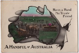 A HANDFUL Of AUSTRALIA - Australia