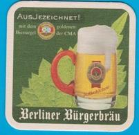 Berliner Bürgerbräu  Berlin Köpenick ( Bd 2128 ) - Bierdeckel