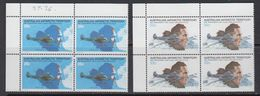 AAT 1979 50th Ann. First Flight Over Southpole 2v Bl Of 4 (corner)  ** Mnh (41482D) - Territoire Antarctique Australien (AAT)