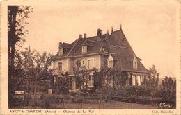 ¤¤  -   ANIZY-le-CHATEAU    -  Chateau De Le Val    -    ¤¤ - Autres Communes