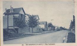 Ris-Orangis : Rue Nationale - Ris Orangis