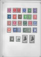 France Collection Vendue Page Par Page - Timbres Neufs * Avec Charnière - TB - Unused Stamps